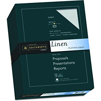 Amazon Com Southworth Linen Business Paper 24 Lb