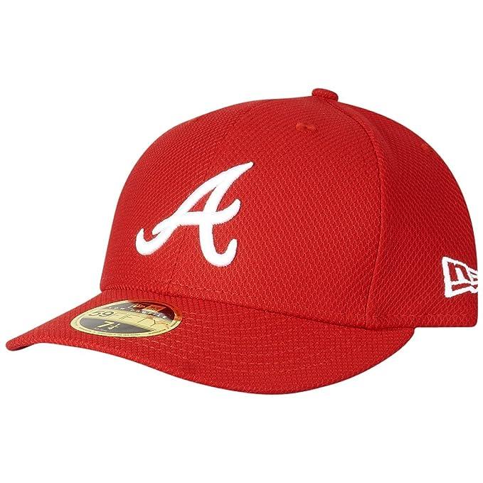 9e04fd35de651 A new era gorra béisbol fifty diamond era atlanta braves escarlata ropa  accesorios jpg 679x679 Atlanta
