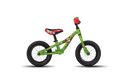 Ghost Powerkiddy 12 - Bicicletas sin pedales - verde 2016: Amazon ...
