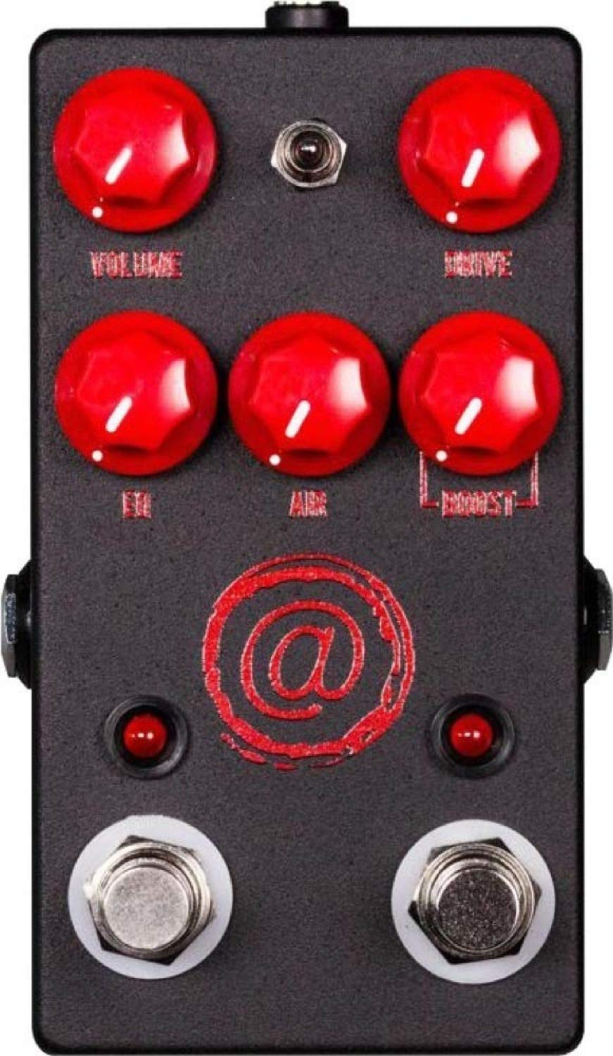JHS Pedals The AT+ Inverted Color Andy Timmons オーバードライブ ディストーション エフェクター   B07J5M7536