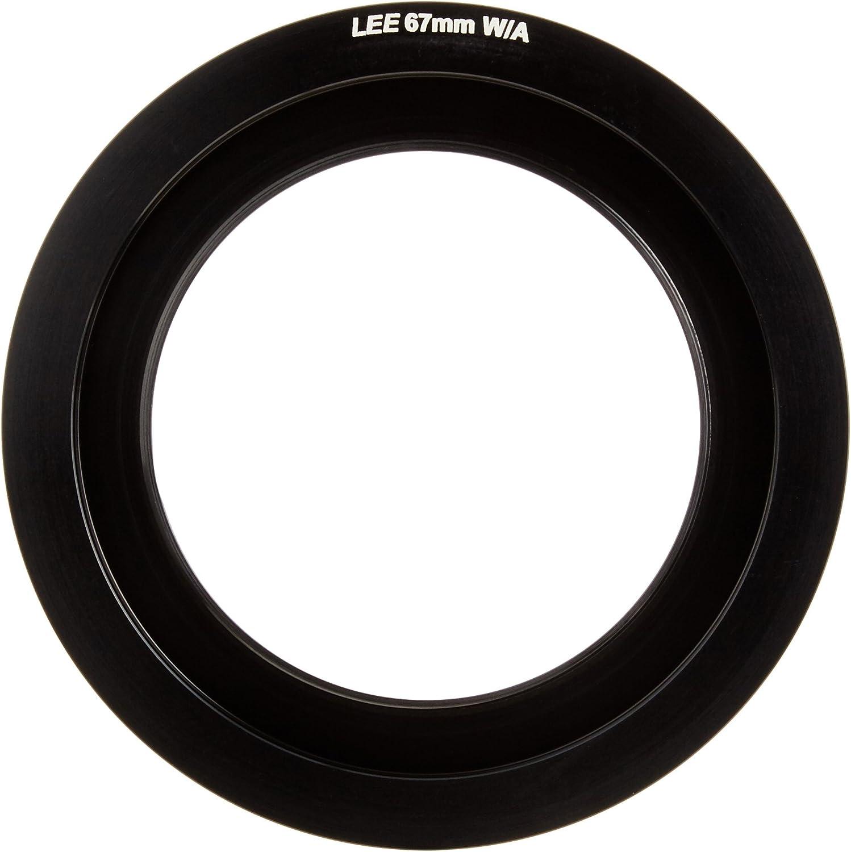 Lee Filters FHWAAR52C Bague dAdaptation Grand Angle Diam/ètre 52 mm Noir
