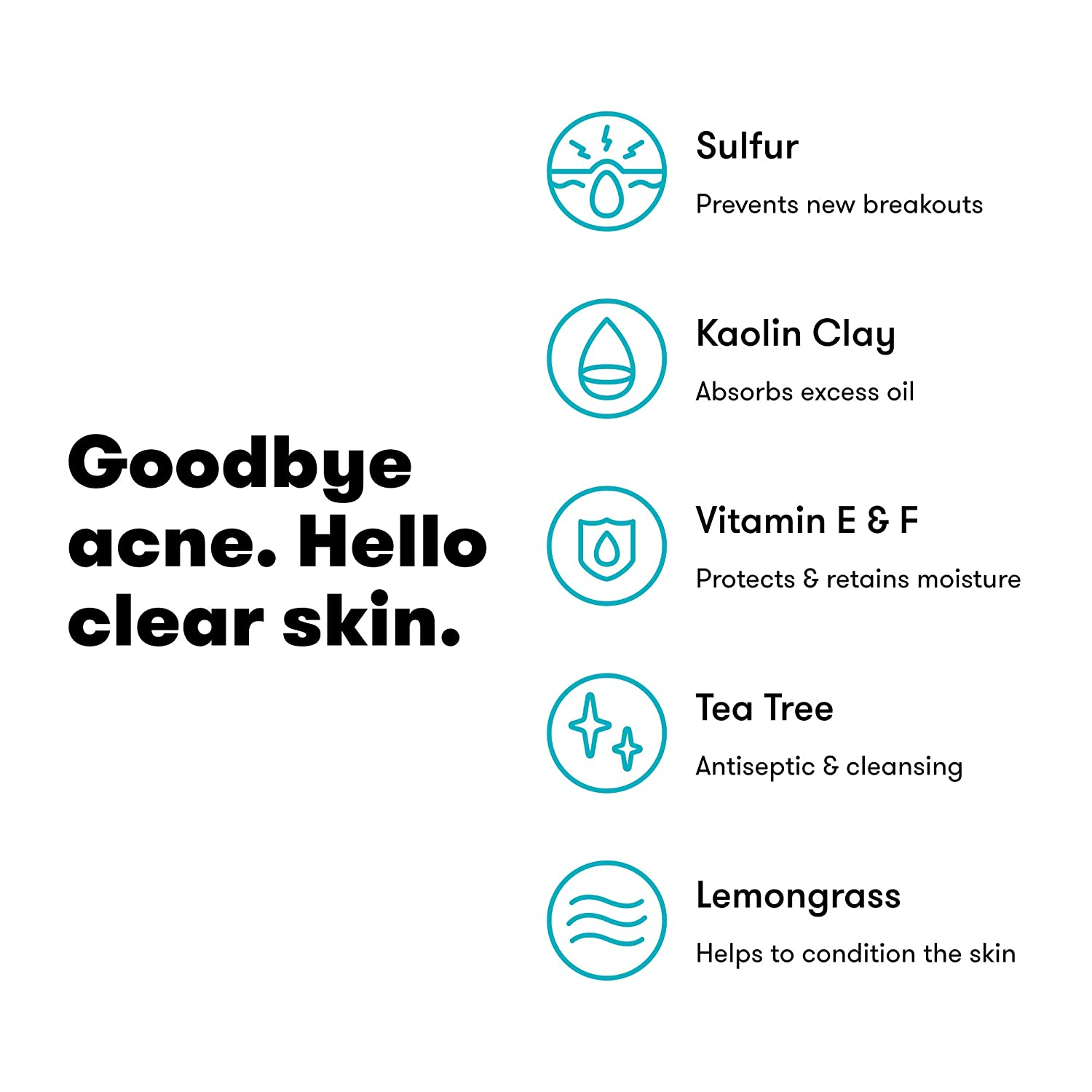 Proactiv Skin Purifying Acne Face Mask and Acne Spot Treatment - Detoxifying Facial Mask with 6% Sulfur 3 Oz 90 Day Supply : Beauty