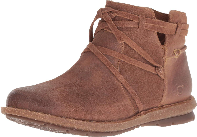 Born Tarkiln Natural Distressed Women's Boots