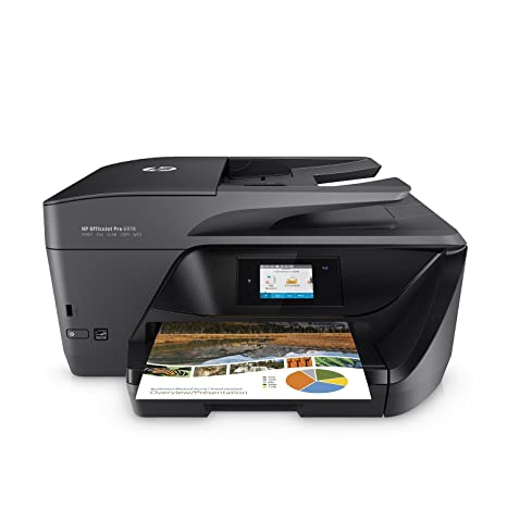 Hp Officejet Pro 6978 Wireless All In One Photo Printer Amazon In