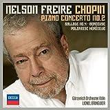 Chopin : Concerto pour piano n° 2 - Ballade n° 4 - Berceuse - Polonaise héroïque