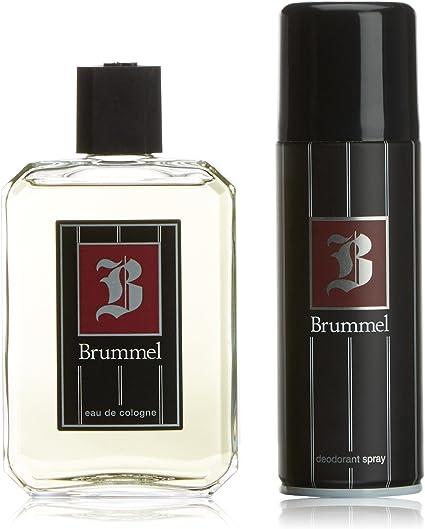 Brummel - Estuche con Agua de Colonia, 250 ml y Desodorante, 200 ml: Amazon.es: Belleza