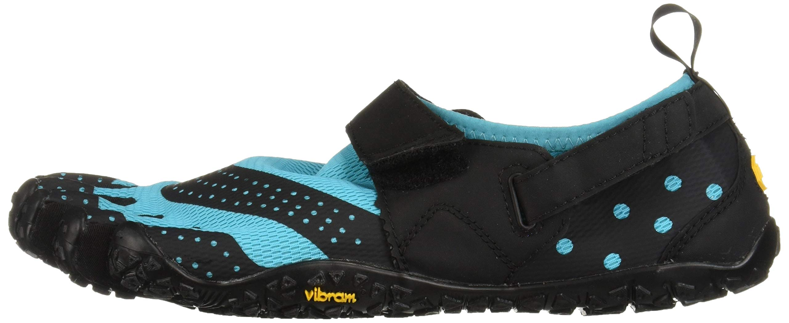 Vibram Womens V-Aqua Grey//Blue Water Shoe