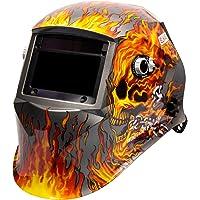 Elmag 56392 Lasbeschermhelm MultiSafe Vario Design Flame
