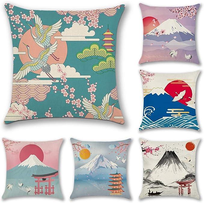 article motif japonais 9