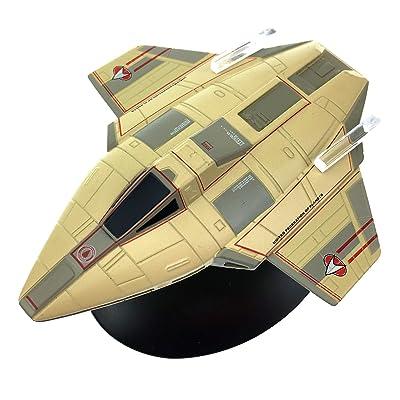 Star Trek Starfleet Academy Flight Training Craft Model with Magazine #97 by Eaglemoss: Toys & Games
