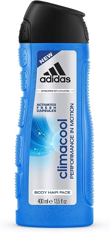 ADIDAS 3 IN 1 SHOWER GEL ICE DIVE 400ML X 3 QTY Adidas Brand