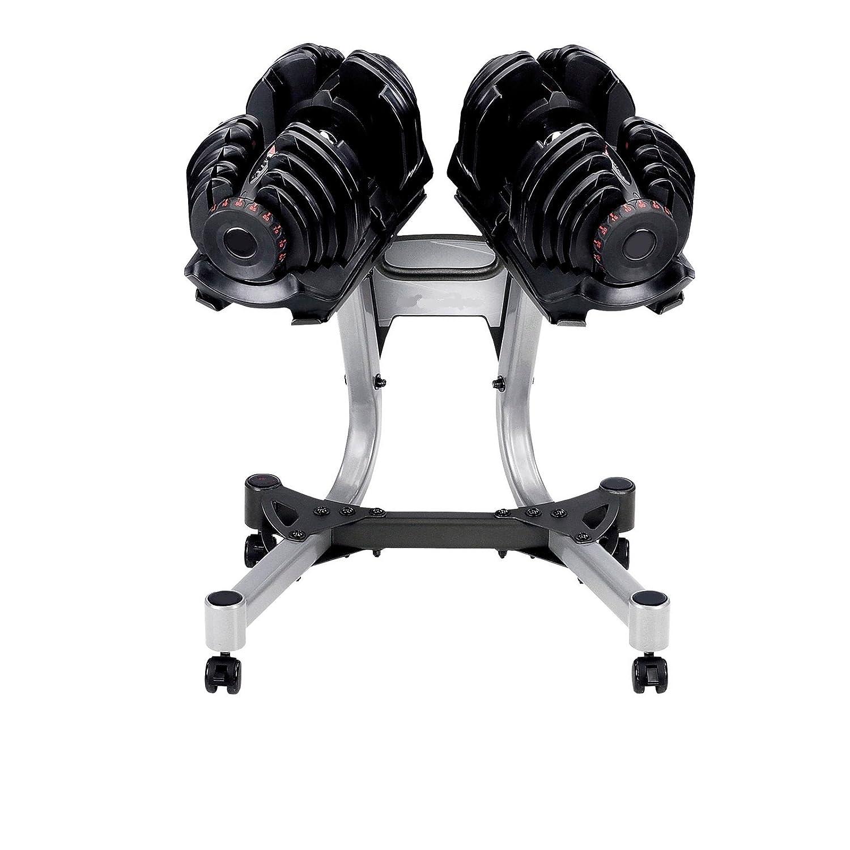 Bowflex mancuernas SelectTech 4 de 41 kg (par): Amazon.es: Deportes y aire libre