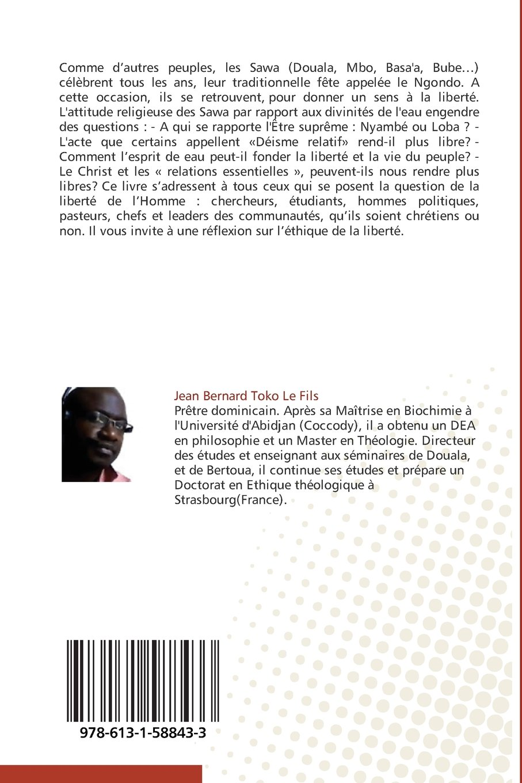 NGONDO : IMPASSES D'UNE MYTHOLOGIE ETHIQUE THEOLOGIQUE DE LA