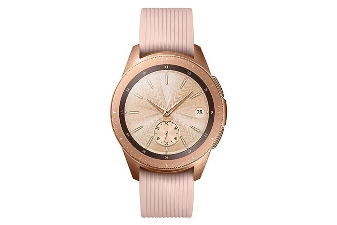 Samsung SM R810NZDADBT Galaxy Watch 42 mm (Bluetooth), Rose Gold