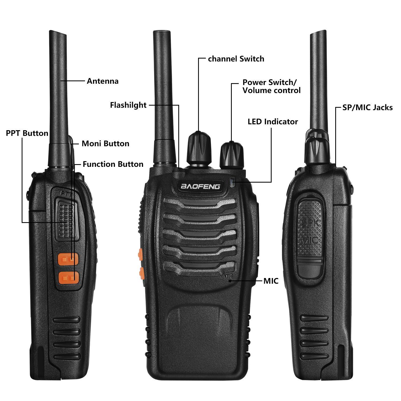Nestling BF-888S Radio