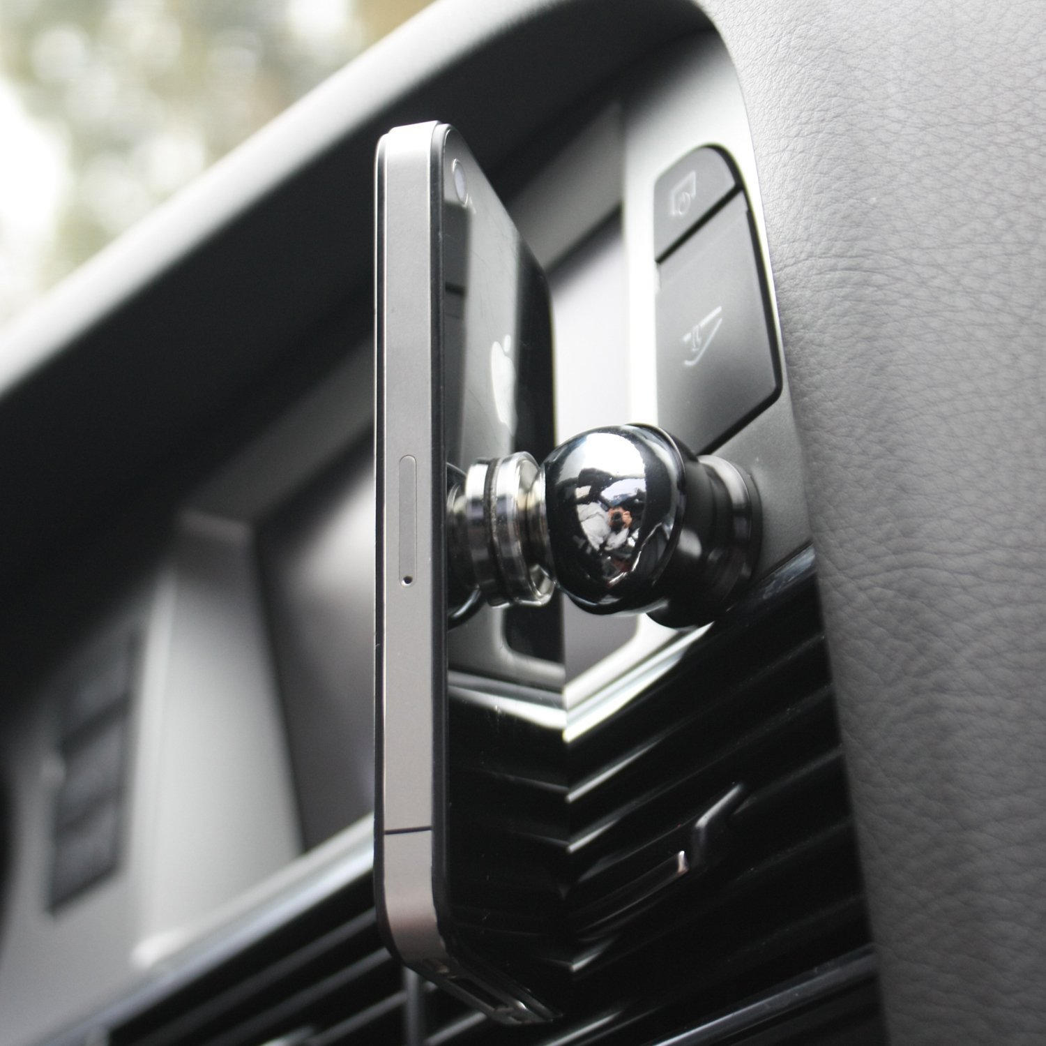 Car Dash Magnetic Mount Kit for Cell Phone DOUBLE