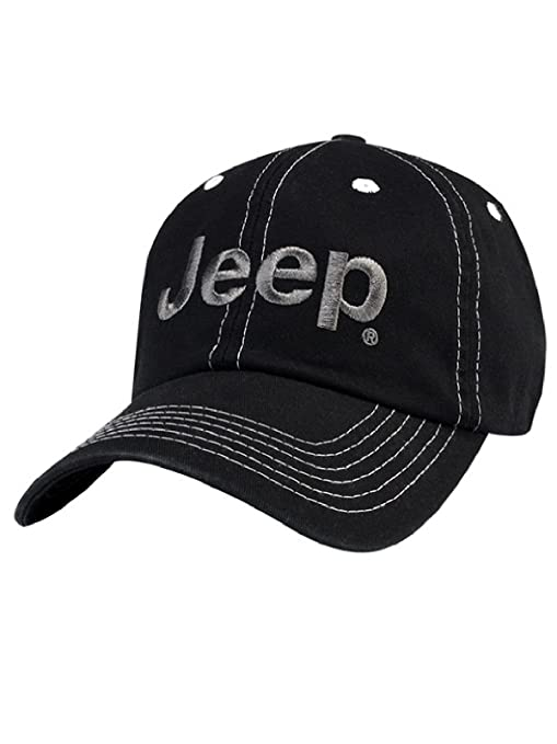 Image Unavailable. Image not available for. Color  Jeep® Black Cap 232c43bc1cca