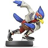 Amiibo Super Smash Bros Falco Star Fox novo