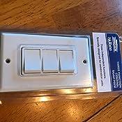 Nutone 66w Three Function Wall Control For Ventilation