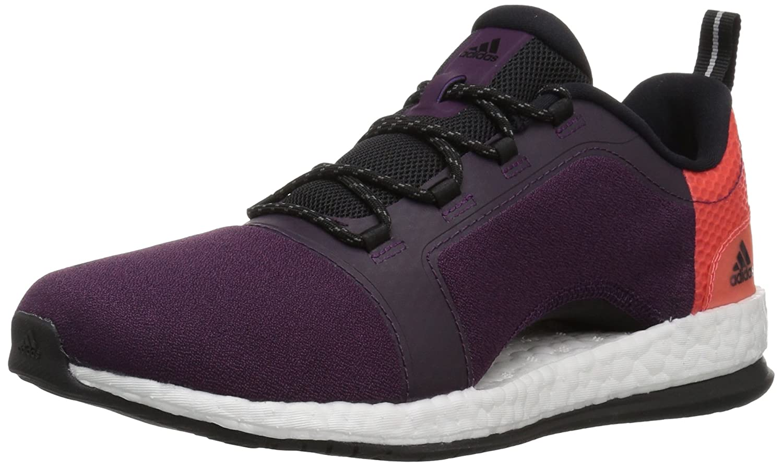 adidas Men's Pureboost X Tr 2 Running Shoe B06XWNWLTL 9 D(M) US Red Night/Black/Easy Coral