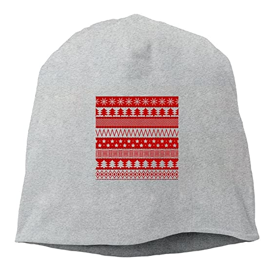Image Unavailable. Image not available for. Color  HanTaiQiHang Jingle Bells  Merry Christmas Santa Claus Winter Knit Cap Beanie ... 252091d7f5d2