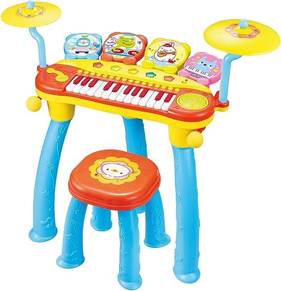 Piano Toy Keyboard for Kids 24 Keys by BAOLI