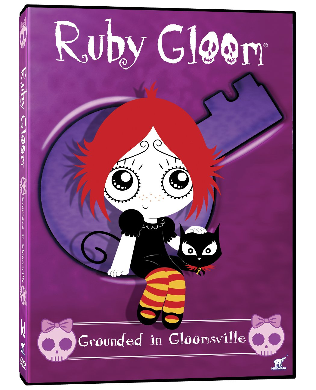 amazon com ruby gloom grounded in gloomsville emily hampshire