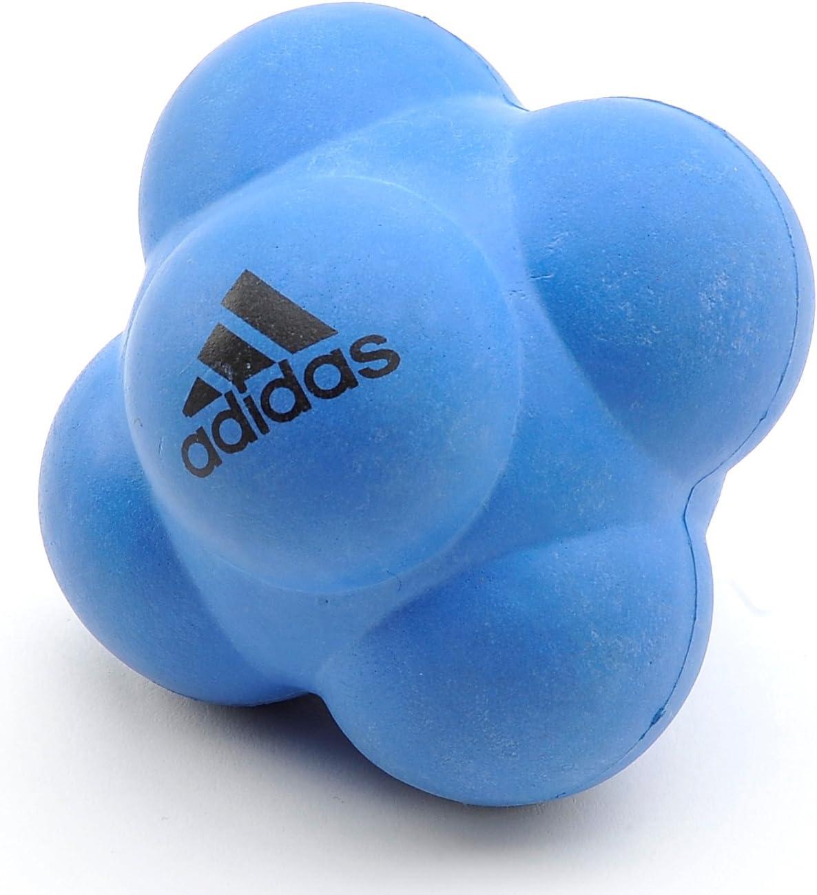 adidas Reaktionsball Reaction Pelota de reacción, Unisex, Negro, L ...