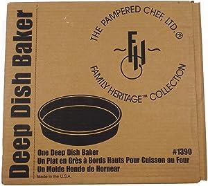 Pampered Chef Deep Dish Baker