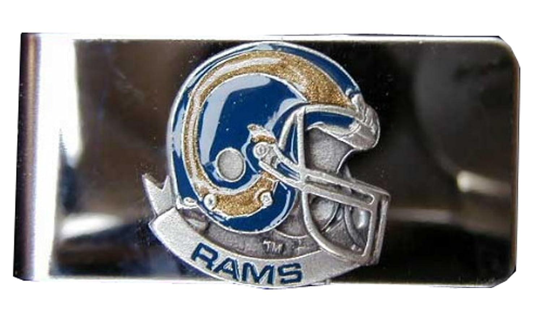 Rams Money Clip