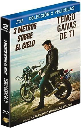 Pack Tres Metros Sobre El Cielo Tengo Ganas De Ti Movies Tv