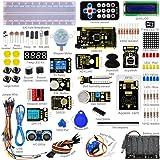 keyestudio Arduino用Mega2560キット Arduinoと互換性スターターキット 様々なマイコン実験や開発用電子部品キッ Arduinoと互換性Uno R3 Mega 2560 R3 Nano V3.0 Pro Micro