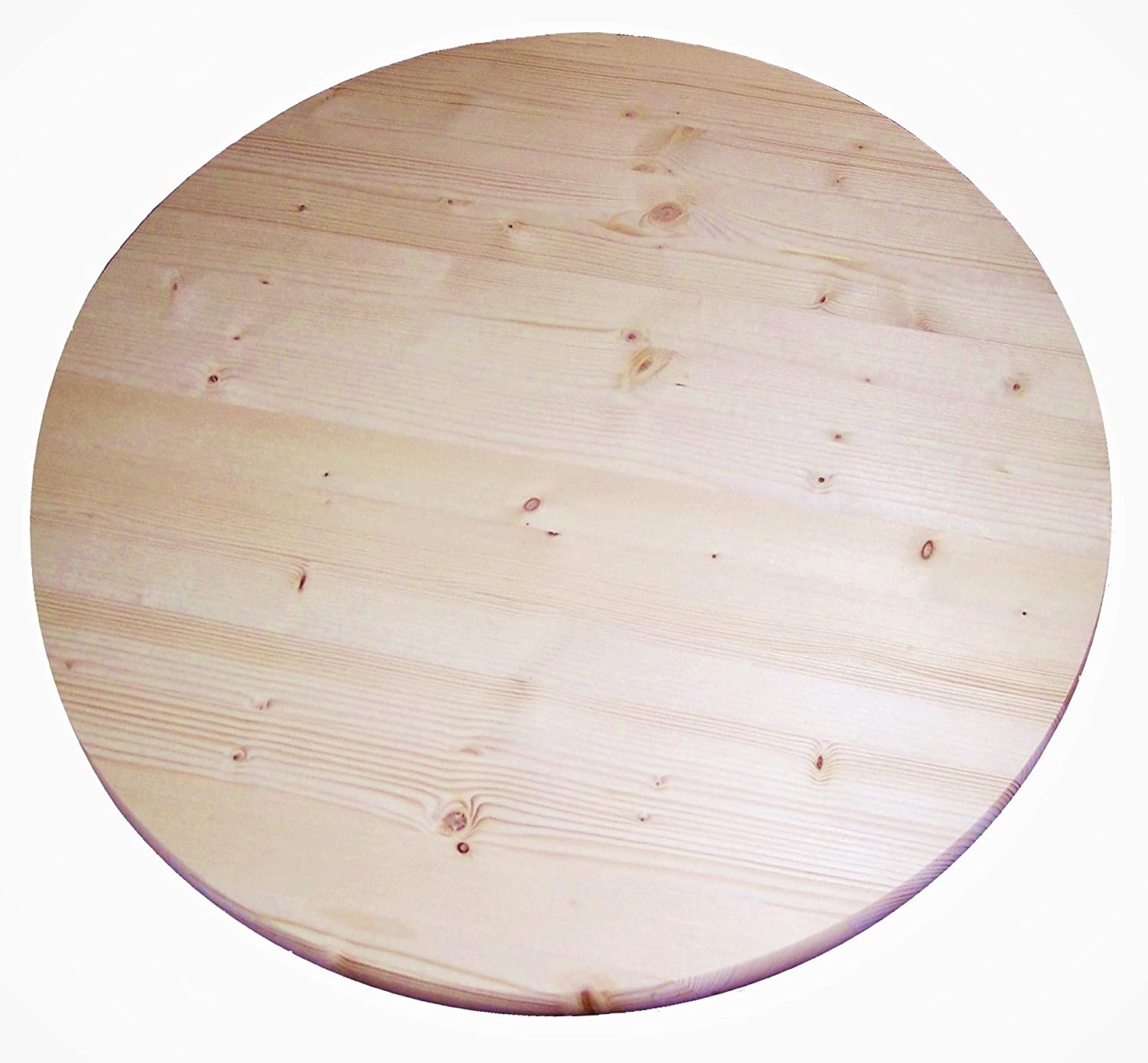 Allwood 1 x 18 Round PineTable Top//Project Panel