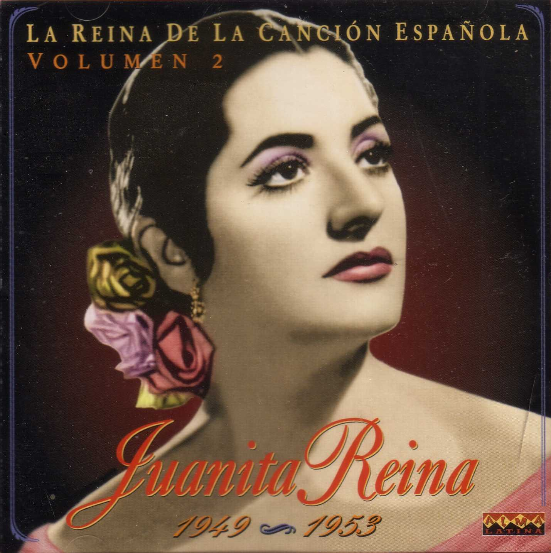 La Reina De La Cancion Española V.2: Juanita Reina: Amazon.es: Música