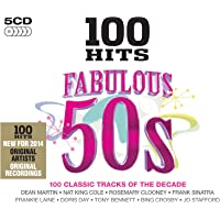 100 Hits: Fabulous 50's