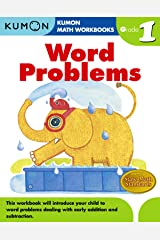 Grade 1 Word Problems (Kumon Math Workbooks) Paperback
