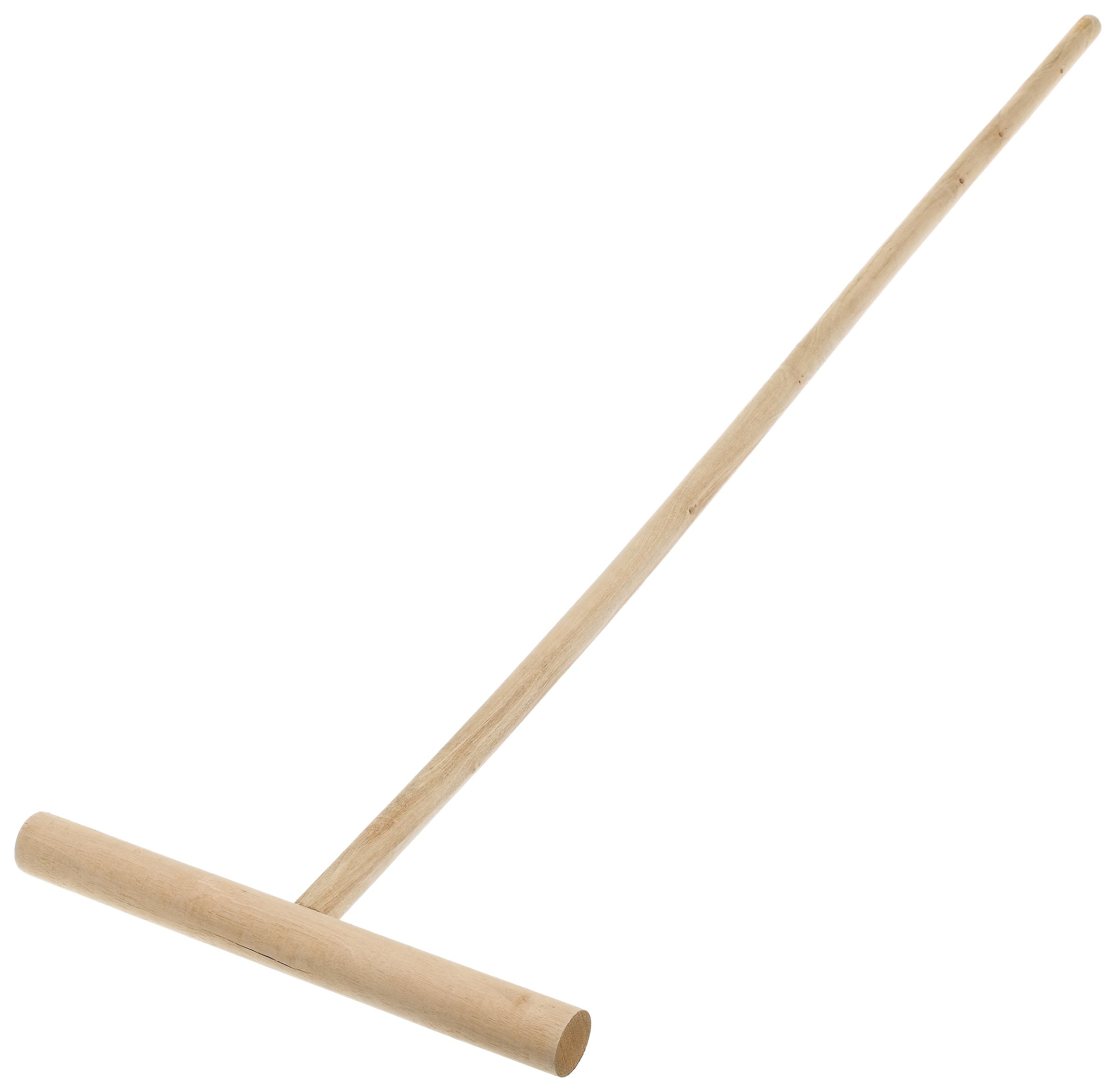 IMUSA USA I522-28 Cuban Wood Mop Stick