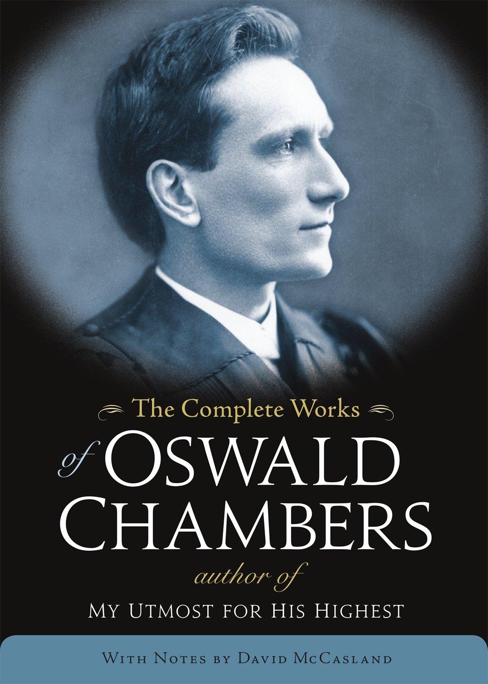 Resultado de imagem para Oswald Chambers
