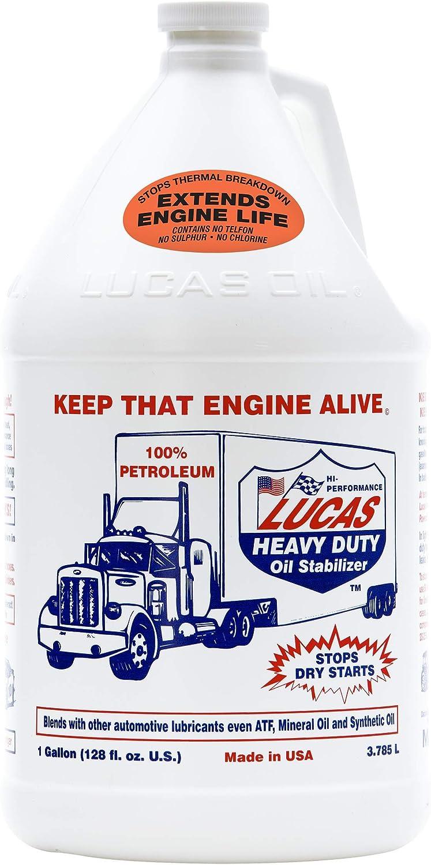 Lucas Oil Heavy-Duty Oil Stabilizer}