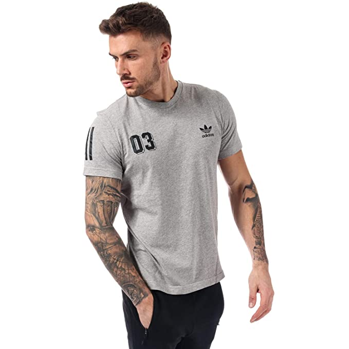 camisetas adidas originals hombre amazon