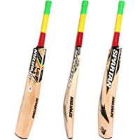Spartan, Cricket, Boss Force Grade 3 English Willow Cricket Bat, Short Handle