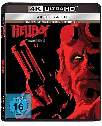Hellboy - Directors Cut 4K Ultra HD Alemania Blu-ray: Amazon ...