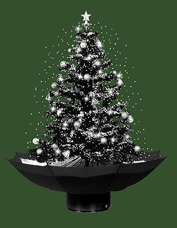 Weihnachtsbaum Schwarz.Amazon De Schneiender Weihnachtsbaum Schwarz 2 Meter