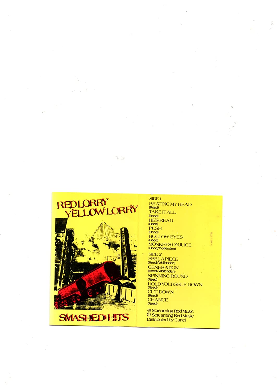 Smashed Hits : Red Lorry Yellow Lorry: Amazon.es: Música