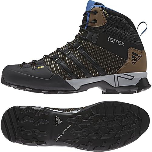 44f212f9b23fd Amazon.com | adidas outdoor Men's Terrex Scope High GTX? Earth/Black ...