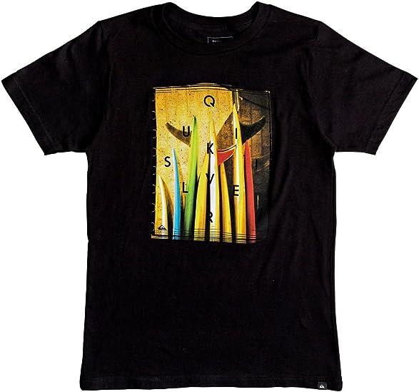 Boy/'s Youth Quiksilver Cotton T-Shirt