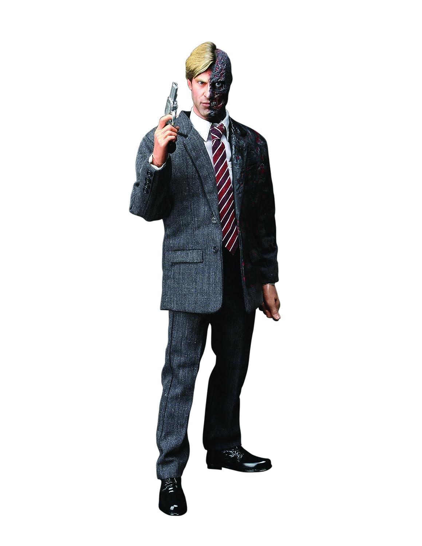 Hot Toys Batman Der Dunkle Ritter Harvey Dent   Two-Face Actionfigur im Maßstab 1 6
