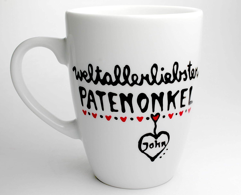 Familiengeschenk Weltallerliebster Patenonkel Patenonkel Geschenk Tasse f/ür den Bruder Geschenk f/ür Onkel