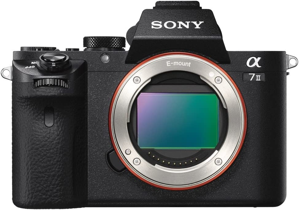 Sony Alpha 7 II Makeup Camera