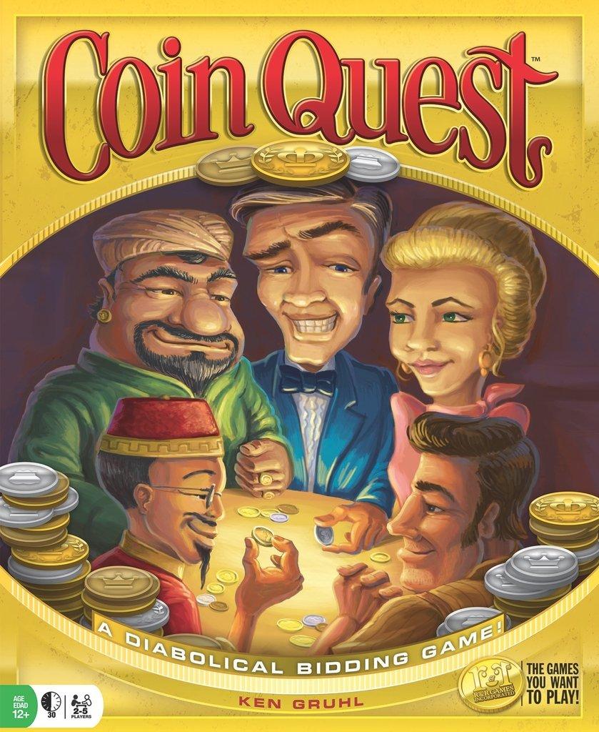 RnR Games Inc. - RNR00340 - Inc. Coin Quest c1c843